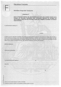 Licence FIMO Angers, Saumur, Poitiers, Niort, Nantes, Le Mans